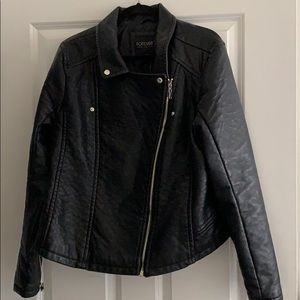Forever 21 Plus Size Biker Jacket